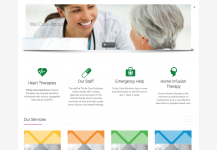Trinity Care Solutions Website
