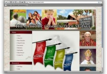 The Catholic Community Website