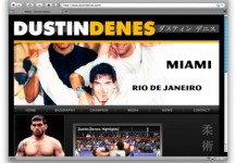 Dustin Denes Website