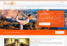 Power Yoga Ocala Website