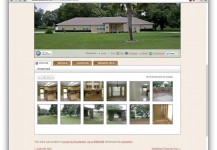 Homes to Ranches Website Design
