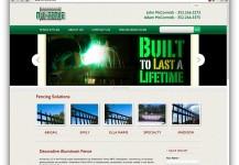 Nu Fence Website