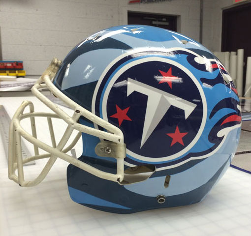 Football Helmet Vinyl Wraps : Football helmet wrap bb graphics the pros