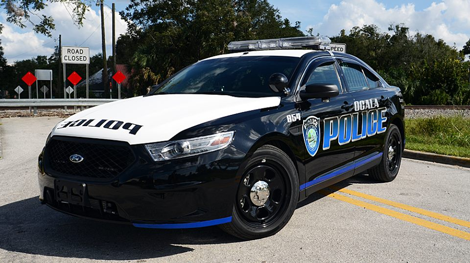Ocala Police Department Bb Graphics Amp The Wrap Pros