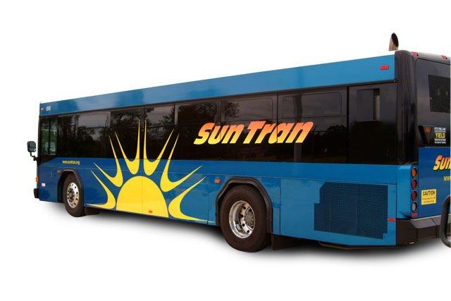 Sun Tran Bus | BB Graphics & The Wrap Pros