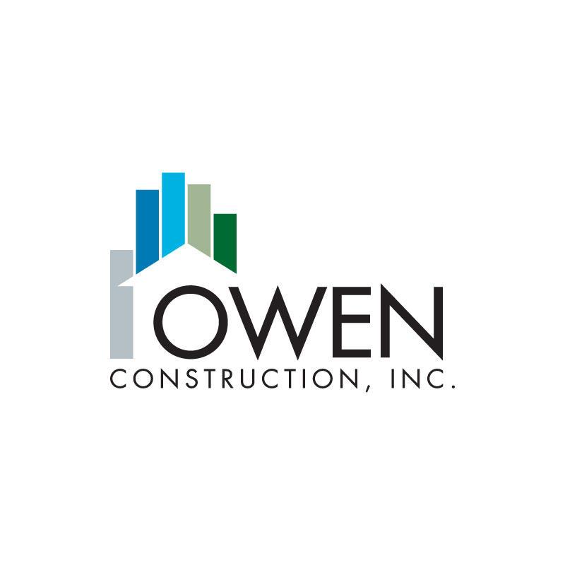 Owen Construction Logo Design   BB Graphics