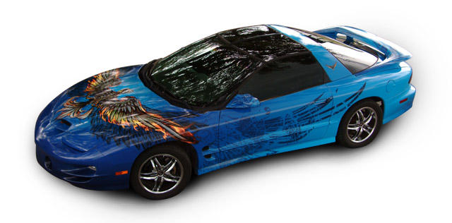 Pontiac Trans Am Bb Graphics Amp The Wrap Pros