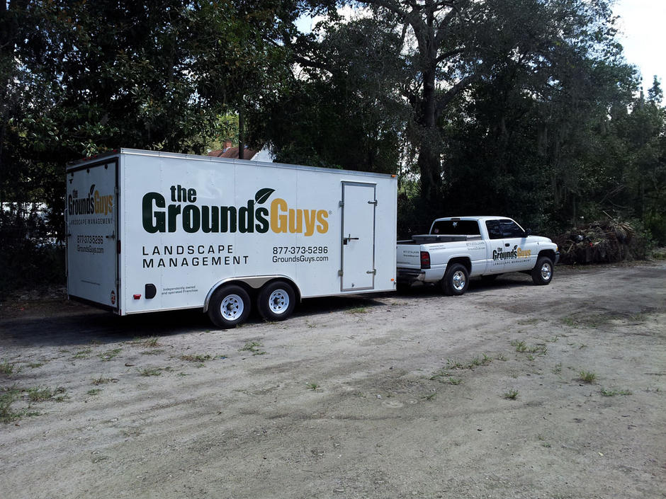 The Grounds Guys Bb Graphics Amp The Wrap Pros