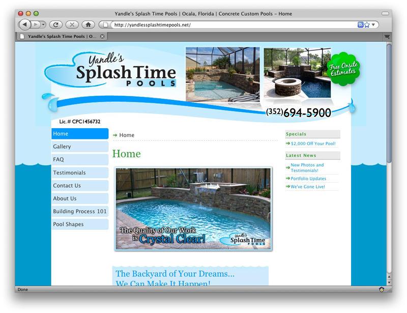 Web Design Portfolio Bb Graphics Amp The Wrap Pros