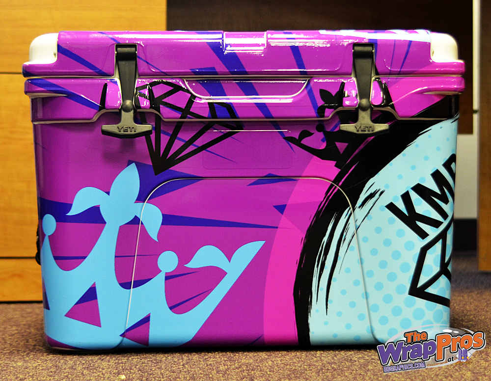 Yeti Cooler Bb Graphics Amp The Wrap Pros