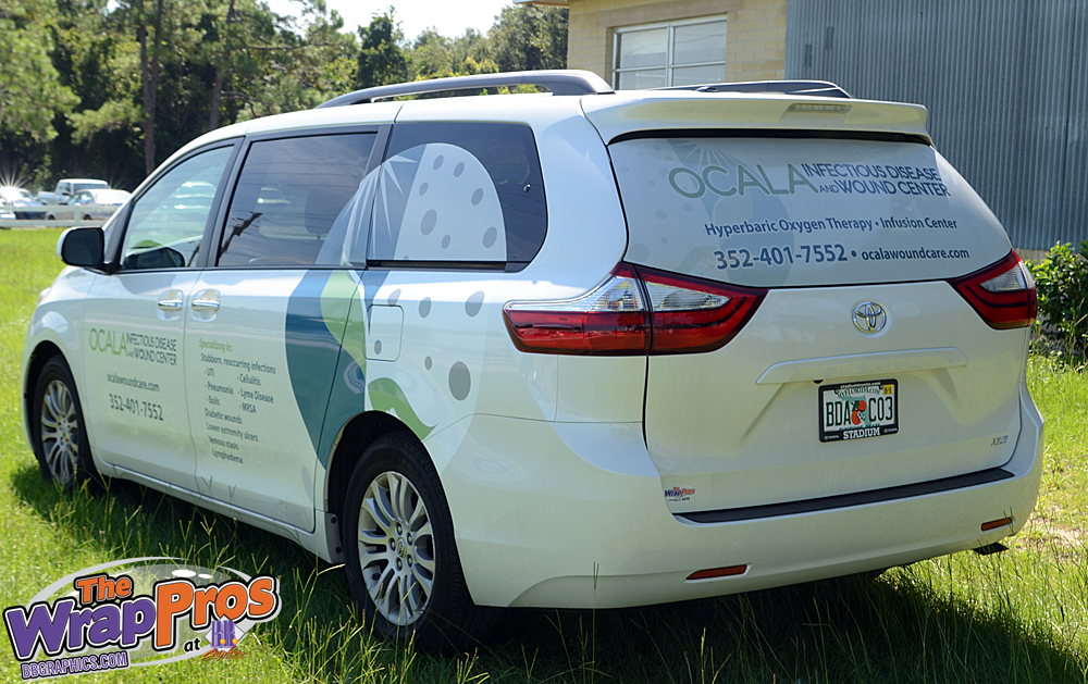 Ocala Infectious Disease And Wound Care Center Van Bb