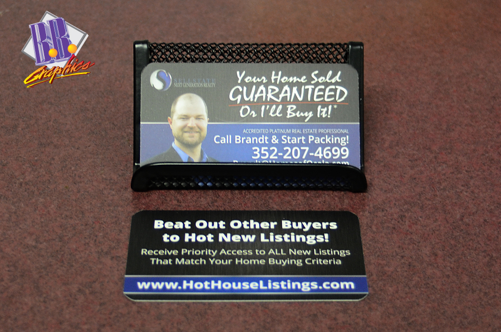Sellstate Next Generation Reality Business Cards Bb Graphics The