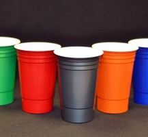 Metallic Insulated Solo Cups