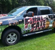 Final Fate TV Truck