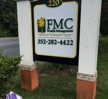 FMC Sign