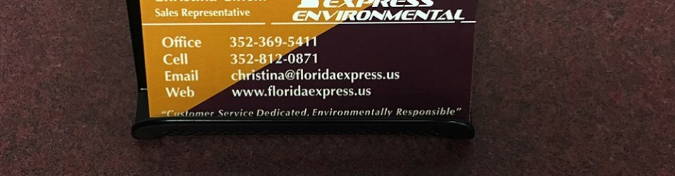 Florida express business cards bb graphics the wrap pros florida express business cards colourmoves