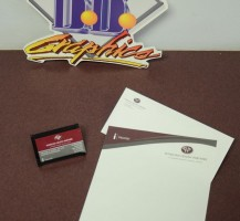 PHP Letterhead/Envelope/Business Cards