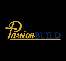 Passion Build Logo Design