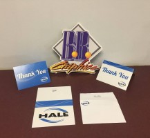 Hale Thank You Cards