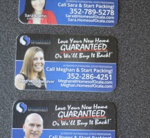 Sell State Business Cards