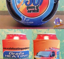 Ocala Heating and Air Koozie