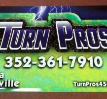Turn Pros Magnet