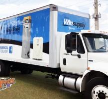 Winn Supply Box Truck