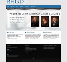 Berryhill, Hoffman, Getsee & DeMeola, LLC Website