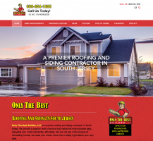 Only The Best Builders website