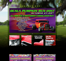 Ocala Pumpkin Run website
