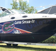 Gator Spear it Boat 1