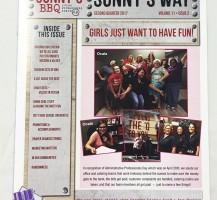 Sonny's Newsletter 2nd Qtr 2017