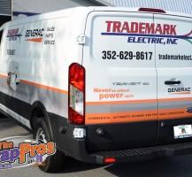 Trademark Electric Van Back