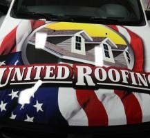 United Roofing Hood