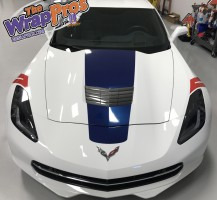 Corvette Stripe Package