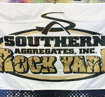 Southern Aggregates Flag