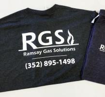 RGS T-shirts