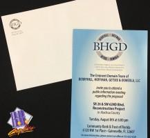BHGD Invites