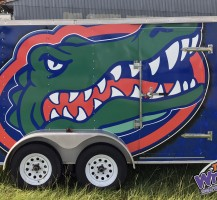 Gator Fan Trailer
