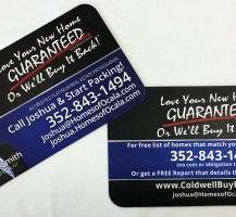 Sellerstate Realty Business Cards