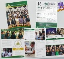 Trinity Catholic High School – Large TriFold Brochure