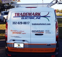 Trademark Electric Transit – Back
