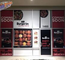 Burgers Window Front