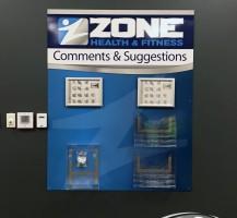 Zone Suggestion Box Wall