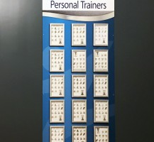 Zone Trainer Wall