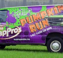 Ocala Pumpkin Run Van