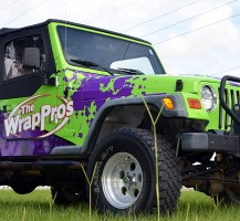 WrapPros Jeep