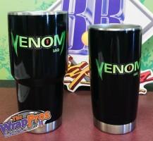 Venom Logo Yeti Cups