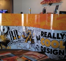 BB Graphics Front Desk