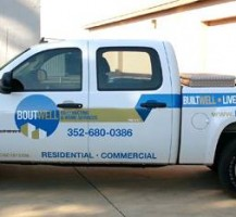 Boutwell Contracting Truck